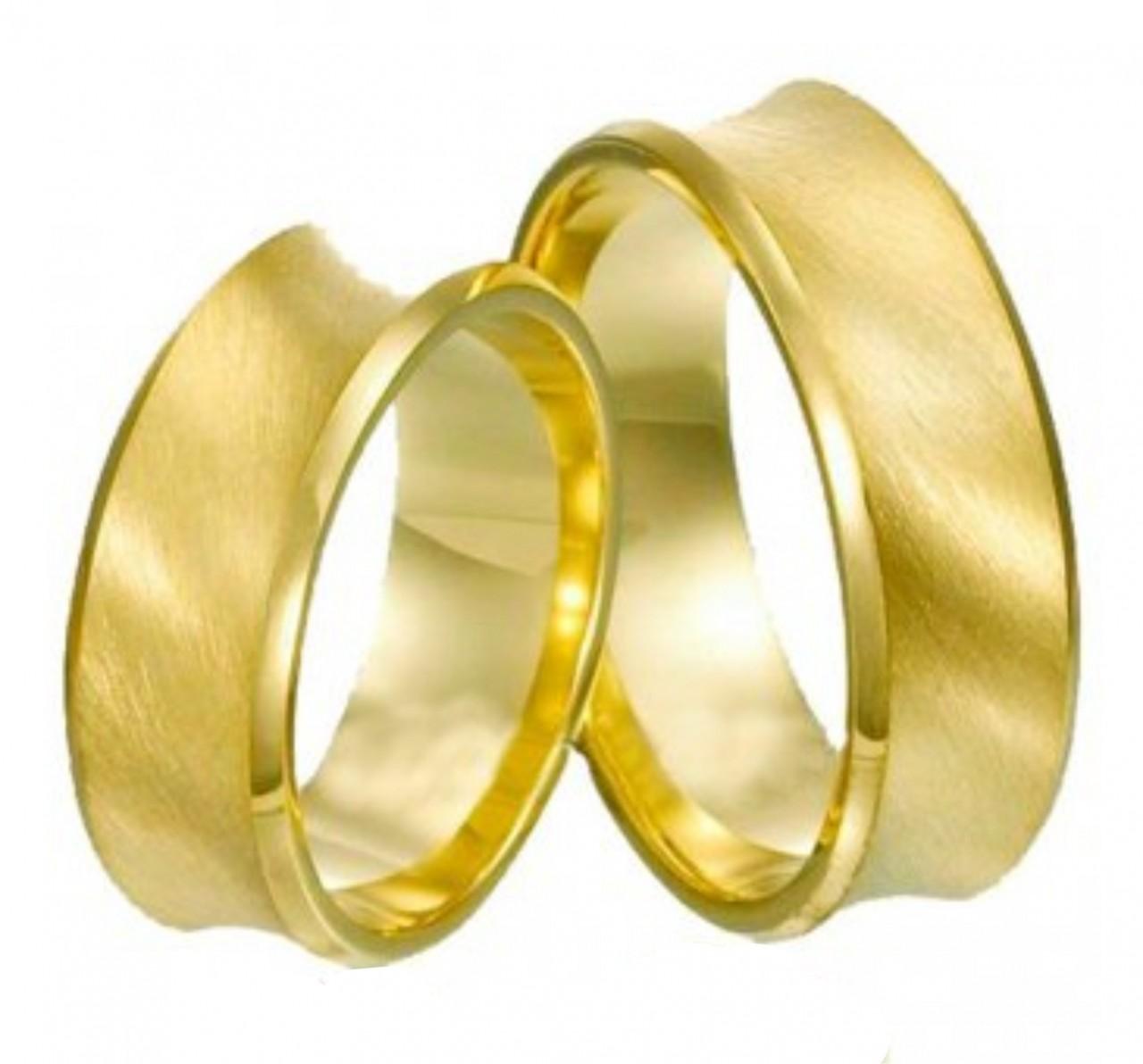 d42ebe4a0b2da Par de aliança ouro 18k¹ - O Garimpo - vitrine online